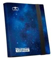 9 Pocket Portfolio - Mini American Size, Mystic Space