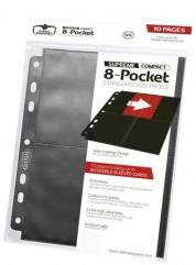8 Pocket Side-Loading Pages - Black (10)