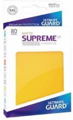 Supreme UX - Matte Yellow (80)