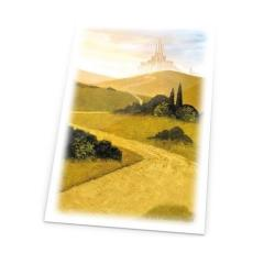 Printed Sleeves - Plains, Lands Edition (80)