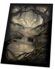 Printed Sleeves - Swamp, Lands Edition (80)