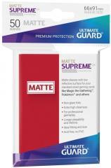 Supreme UX Standard Size - Matte Red (50)
