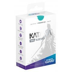 Katana Card Sleeves - Turquoise (100)