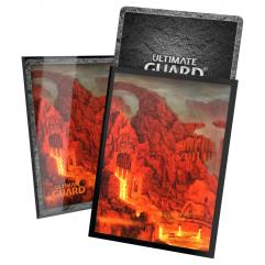Printed Sleeves - Mountain, Lands Edition II (80)