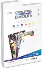Comic Book Premium Dividers - White (25)