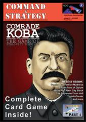 #4 w/Pearl Harbor #4 & Comrade Koba (1st Edition)