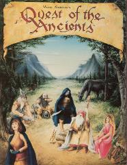 Quest of the Ancients (1st Edition)
