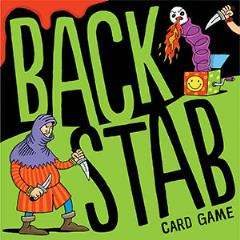 Back Stab Card Game