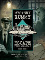 Mystery Rummy Case #5 - Escape from Alcatraz
