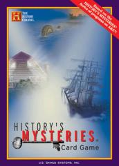 History's Mysteries Card Game