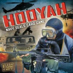 Hooyah - Navy Seals Card Game