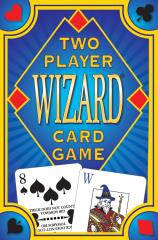 Wizard Card Game - Two Player
