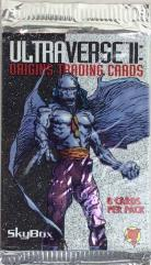 Ultraverse II Booster Pack Collection - 8 Packs!