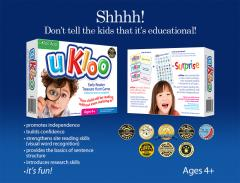 uKloo - Early Reader Treasure Hunt Edition