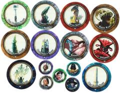 High Lords and Stelae Tokens