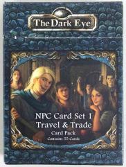 NPC Card Set 1 Travel & Trade