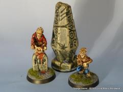 Ghouls & Obelisk