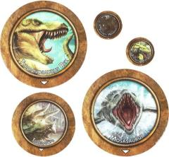 Living Land Threat Tokens
