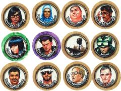 Core Earth Threat Tokens