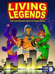 Living Legends (1st Edition)