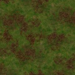 4' x 4' - Grass Field