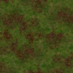 3' x 3' - Grass Field