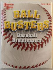 Ball Busters Card Game - Baseball