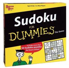 Sudoku for Dummies - The Game