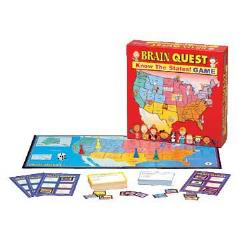 Brain Quest - Know the States! Game