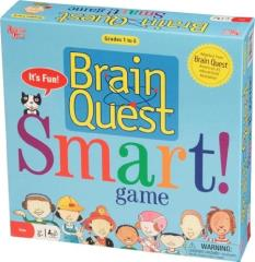 Brain Quest - Be Smart Game