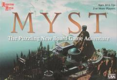 Myst - The Boardgame