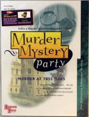 Murder at Tall Oaks