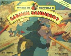 Where in the World is Carmen Sandiego?