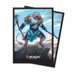 Card Sleeves - Magic 2019, Ajani, Adversary of Tyrants (80)