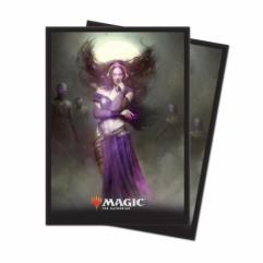 Card Sleeves - Magic 2019, Liliana, Untouched by Death (80)