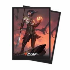 Card Sleeves - Magic 2019, Sarkhan, Fireblood (80)