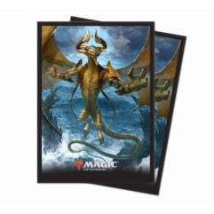 Card Sleeves - Magic 2019, Nicol Bolas the Arisen (80)