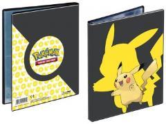 4 Pocket Portfolio - Pikachu 2019