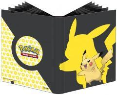 9 Pocket Portfolio - Pikachu 2019