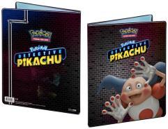 9 Pocket Portfolio - Detective Pikachu - Mr. Mime