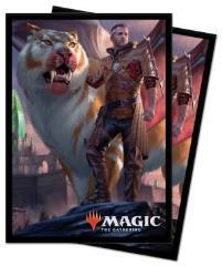 Card Sleeves - Ikoria, Lukka, Coppercoat Outcast (100)