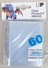 Deck Protector Sleeves - Small, Clear (60)