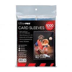 Standard Card Sleeves - Clear (1000)