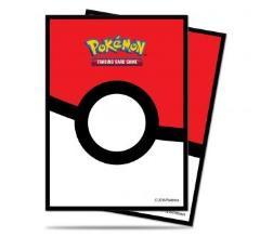 Deck Protector Sleeves - Pokemon, Pokeball