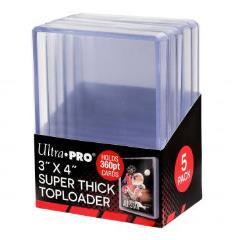 "Toploader - Super Thick (3"" x 4"") (5)"