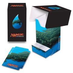 Deck Box - Blue Mana, Series 5