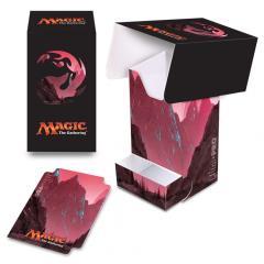Deck Box - Red Mana, Series 5