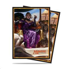 Card Sleeves - Amonkhet, Liliana (10 Packs of 80)