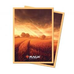 Card Sleeves - Unstable Plains (100)