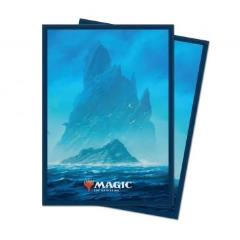 Card Sleeves - Unstable Island (100)
